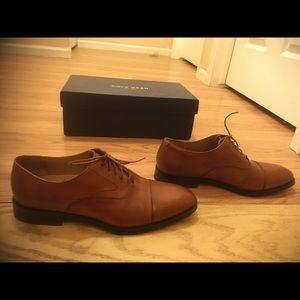 c7f1515c4c5 Cole Haan Shoes - Cole Haan Garrett Grand Cap Oxford men s shoes